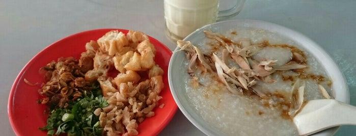 Bubur Ayam Tangki is one of Jkt resto.