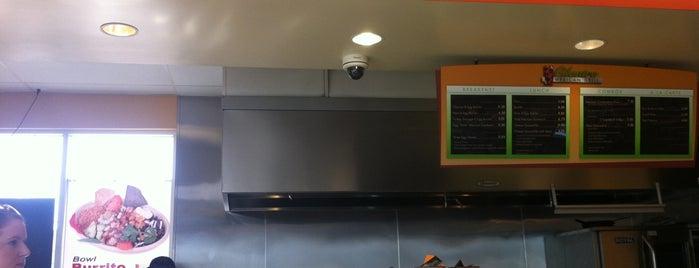 Cilantro Mexican Grill is one of Posti salvati di Chris.