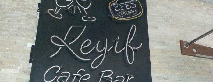 Keyif Cafe & Bar is one of Murat 님이 좋아한 장소.