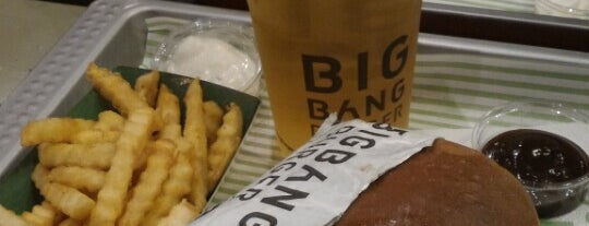 Big Bang Burger is one of Gurme Ankara.