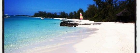 Vamizi Island is one of Lieux sauvegardés par Kathy.