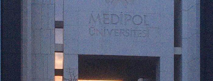 İstanbul Medipol Üniversitesi Kız Yurdu is one of Şükriye : понравившиеся места.