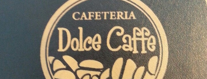 Dolce Caffe is one of Locais salvos de Cledson #timbetalab SDV.