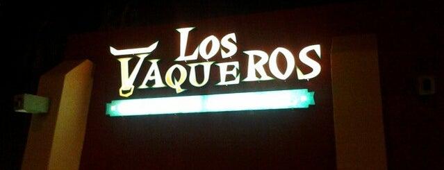 Los Vaqueros is one of Alicia's Top 200 Places Conquered & <3.