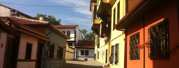 Odunpazarı Evleri is one of gezmece.