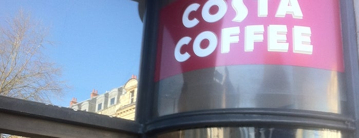Costa Coffee is one of Barry 님이 좋아한 장소.