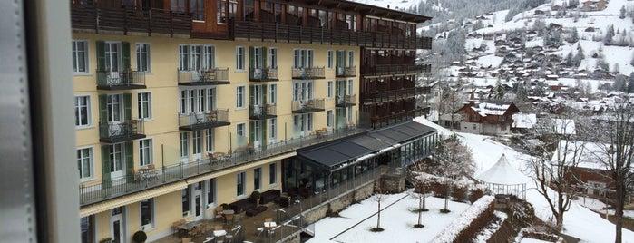 Lenkerhof gourmet spa resort - Relais et Châteaux is one of Lugares favoritos de Alvaro.