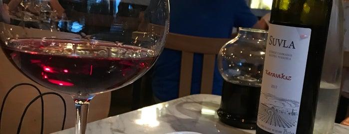 Suvla is one of Best Wine Bars in Turkey.