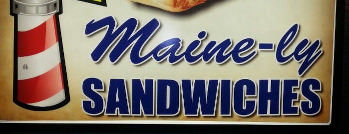 Maine-ly Sandwiches is one of Orte, die Miko gefallen.