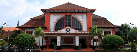 Pos Indonesia is one of Characteristic of Surabaya.