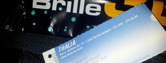 Thalia is one of Posti che sono piaciuti a Clemens.