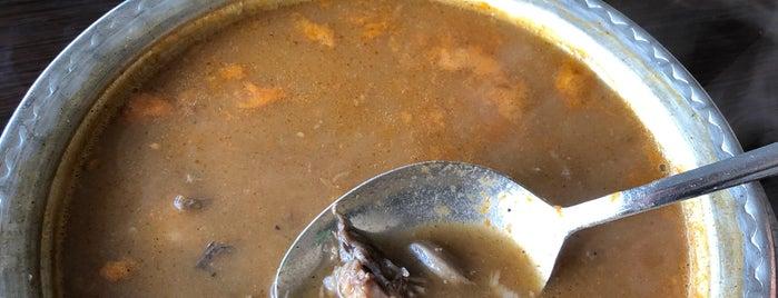 Beyrancı Müslüm is one of Hamdi ile gezelim yiyelim.