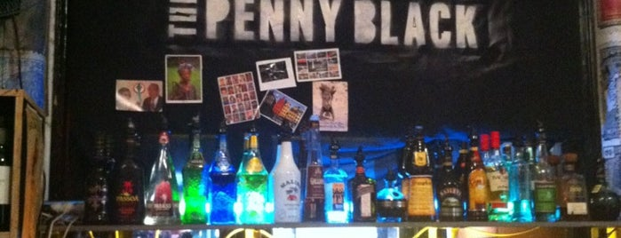 The Penny Black is one of Melbourne's Best Bars.