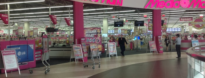 Media Markt is one of Orte, die Александр gefallen.