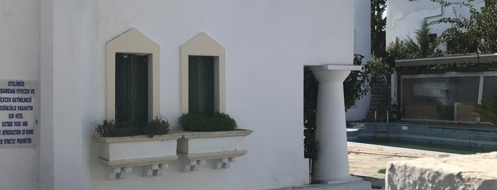 Windmill Hotel is one of bodrum.