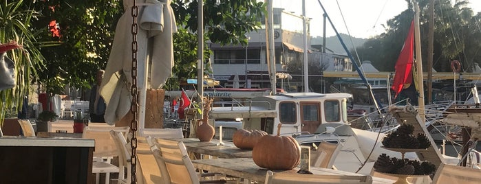Yalıçapkını Kitchen & Cafe is one of where to go in Bodrum.