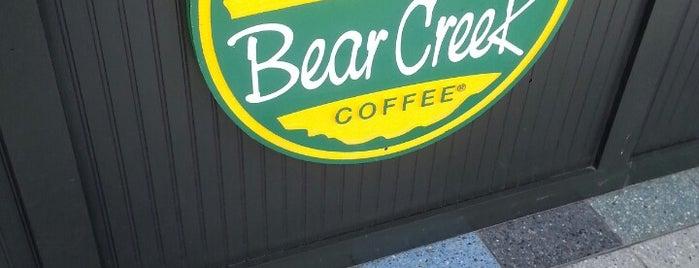 Bear Creek Coffee is one of Coffee in the GBG.
