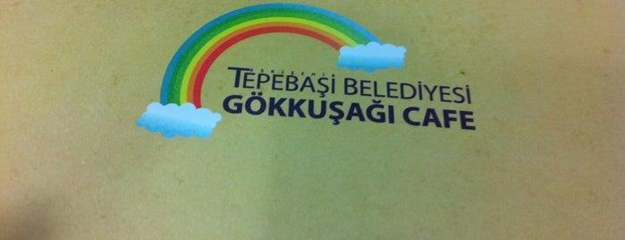 Gökkuşağı Cafe is one of Eskişehir Beğendiklerim.