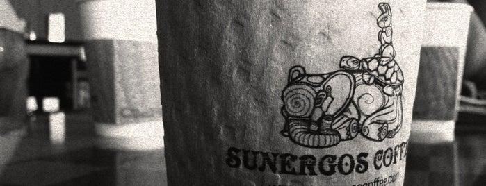Sunergos Coffee is one of Best of Louisville.
