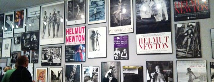 Museum für Fotografie is one of no food, no bars.