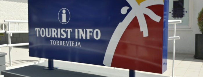 Tourist Info Torrevieja is one of María 님이 좋아한 장소.
