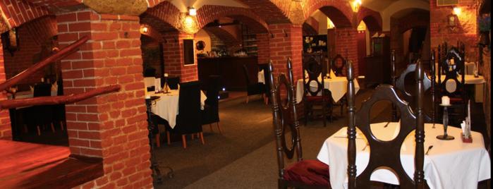 Restaurace Rozmarýn is one of Ano, šéfe!.