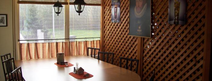 Restaurace Lesní Zátiší is one of Ano, šéfe!.