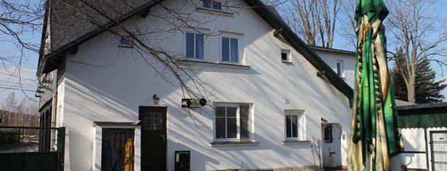 Penzion Vlčárna is one of Ano, šéfe!.