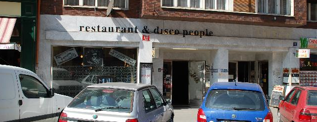 Restaurant & disco People is one of Ano, šéfe!.