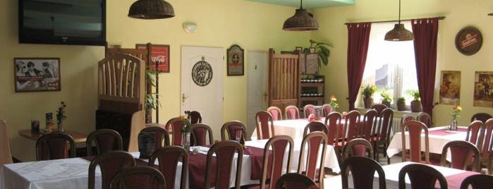 Restaurace Kuželna is one of Ano, šéfe!.