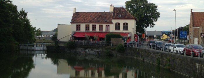 Bistro du Phare is one of Brugge.