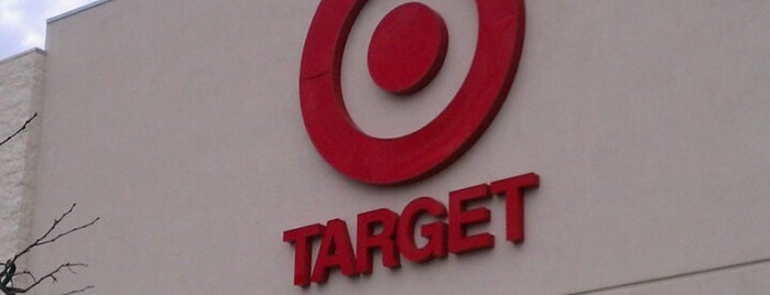 Target is one of Ashley'in Beğendiği Mekanlar.