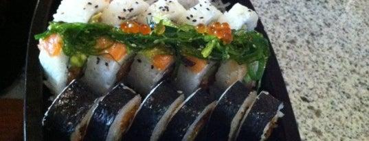 Yamato Sushi Bar is one of Vicky'in Beğendiği Mekanlar.