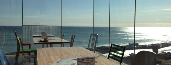 SEA BiRDS CAFE is one of Noさんのお気に入りスポット.
