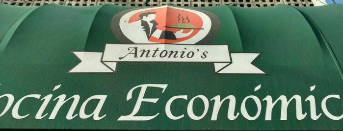 Antonios, Comida Corrida is one of Gdl.