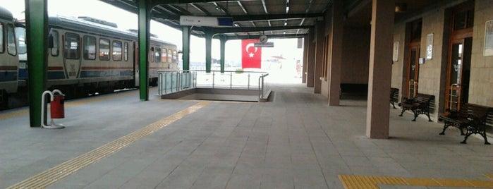 Afyonkarahisar Garı is one of Orte, die 🇹🇷 gefallen.