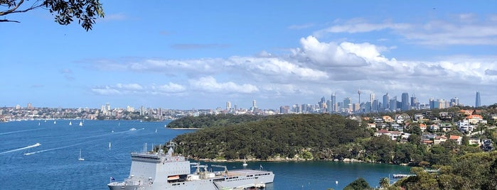 Georges Head Lookout is one of Syd.
