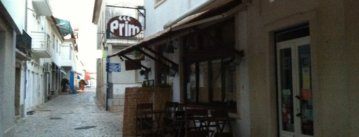 Prim is one of Ericeira.