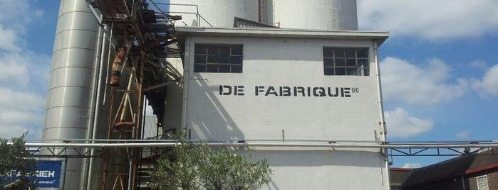 DeFabrique is one of Annemiek'in Beğendiği Mekanlar.