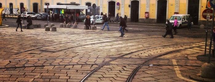 Stazione Milano Porta Genova is one of Milano To Do List.