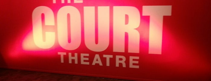 The Court Theatre is one of Nova Zelândia.