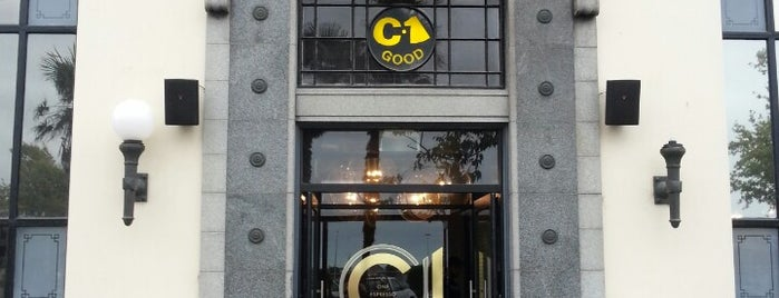 C1 Espresso is one of Lugares guardados de Dominik.
