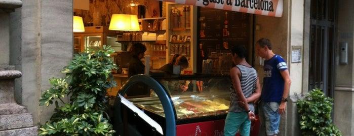 La Valenciana is one of Sweets Barcelona.