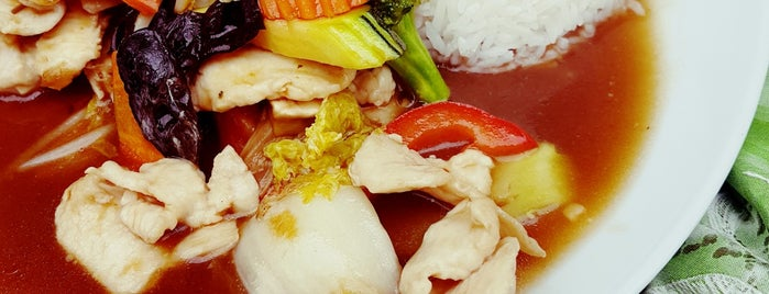 Horapa Thai is one of Nuremberg's favourite places.