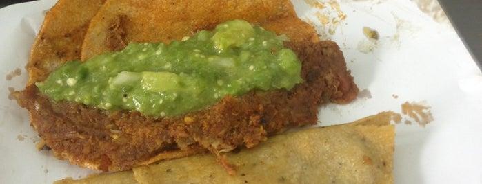 Tacos De Canasta Los Especiales (Ayuntamiento) is one of CDMX - Mexico City Food and Site Seeing.