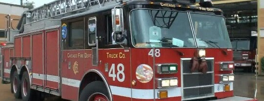 Engine 38 Truck 48 OFI is one of favorites 1.