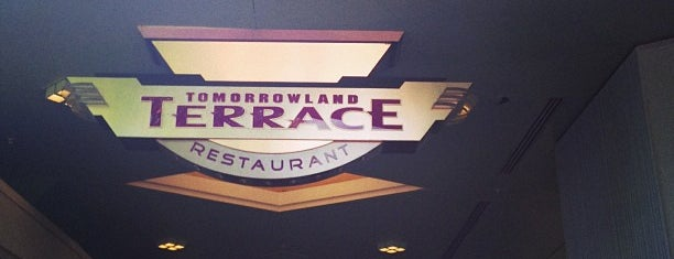 Tomorrowland Terrace Restaurant is one of Quick Service, Fast Food & Snacks.