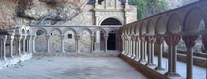 Real Monasterio de San Juan de la Peña is one of Aragon.