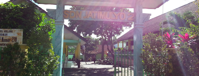 SDN Jatimulyo 2 is one of Welcome to Malang!.