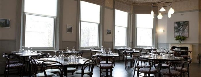 The Truscott Arms is one of London must eat and drink.